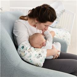 MUFKA do karmienia i noszenia dziecka 25 cm LAS-1071