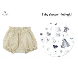 Bloomersy BABY SHOWER BŁĘKIT