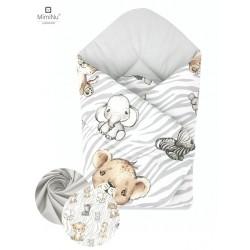 Rożek niemowlęcy 75x75 cm...