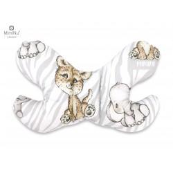 Poduszka podróżna motylek...